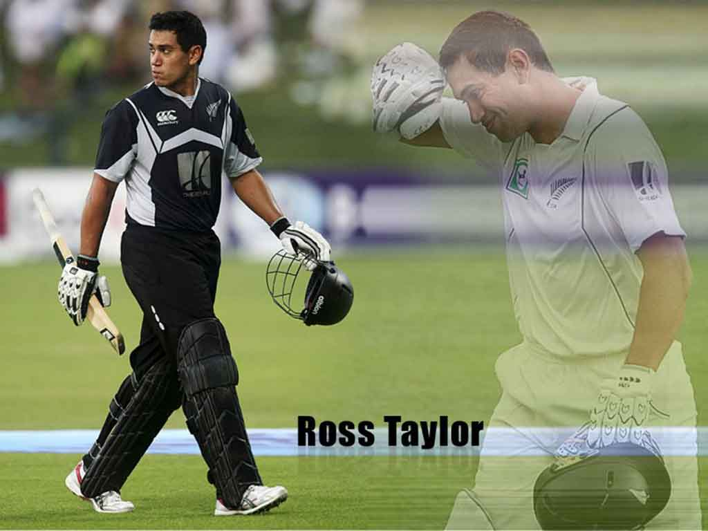 Ross Taylor Wallpaper