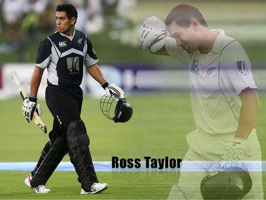 Ross Taylor Wallpaper