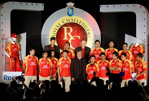 Bangalore Royal Challengers Team