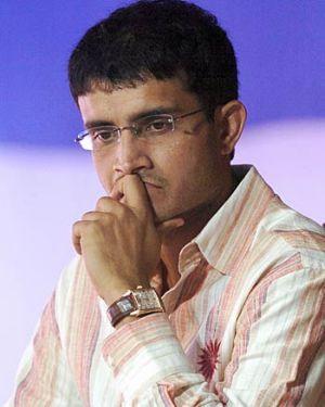 Sourav Ganguly - IPL 4