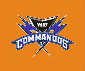 Indi Commandos Logo