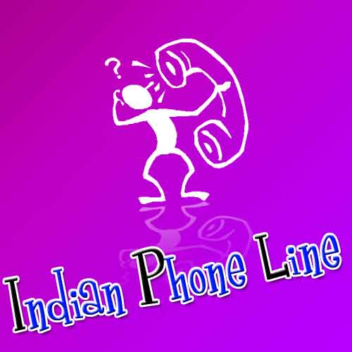 Indian Phone Line