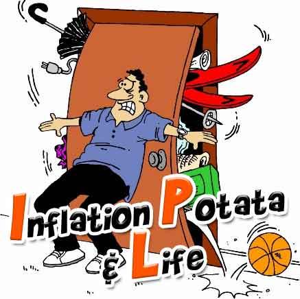 Inflation Potata Life